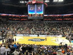 Yum Center Seating Chart Women S Basketball Kfc Yum Center Section 116 Home Of Louisville Cardinals