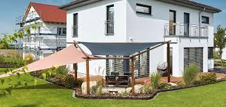 Beschattung Für Haus Und Terrasse Kühle Strategien Für Den Sommer