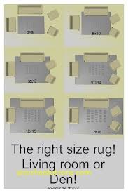 Area Rug Sizes Living Room Inspirational Best 25 Area Rug Placement Ideas  On Pinterest