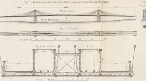 architectural drawings of bridges. Bridges - Brooklyn Bridge Aus Melan Architectural Drawing New York America Ny City Landmark National Historic Drawings Of