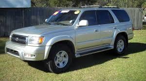 2000 Toyota 4-Runner (4runner) Limited FOR SALE!! LEISRUE USED ...