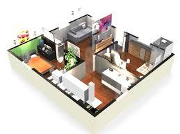 Dessiner Sa Maison En Ligne Adorable Plan 3d Maison En Ligne