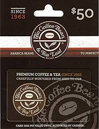 When you get the card, read the card and any terms and conditions. Amazon Com The Coffee Bean Tea Leaf 25 Holiday Gift Card Gift Cards