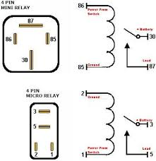 pin relay wiring diagram wiring diagram relay wiring diagram 5 pin wire