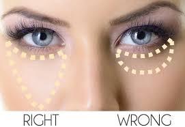 9 change up your concealer shape