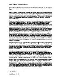 madness through king lear the fool and edgar a level english page 1 zoom in