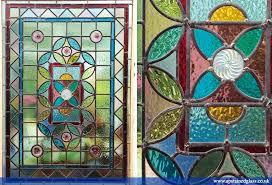 distinguished stained glass door panels doors melbourne