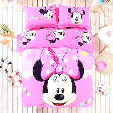 minnie mouse bed set full mouse bed set full awesome pink mouse duvet cover winter comforter cover pillowcase bedding set twin full queen with mouse twin