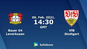 Explore tweets of vfb stuttgart_int @vfb_int on twitter. Bayer 04 Leverkusen Vfb Stuttgart Skor Langsung Livescore Sofascore