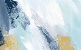 paint brush background. Perfect Brush Blue White Gld Paint Brush Stroke Art Desktop Wallpaper Background On Paint Brush Background R