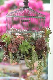 Turn it into a hanging garden! LJA from