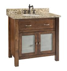Lehigh Solid Wood Bathroom Vanity Without Top Quick Ship From