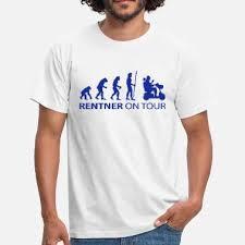 Die Besten T Shirts Zur Rente Online Bestellen Spreadshirt
