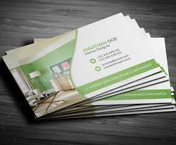 business cards interior design. Interior Design Business Cards I