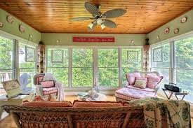 sunroom decorating ideas. Add To Cottage Sunroom With Light Rustic Wood Ceiling Covering Decorating Ideas .
