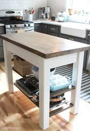 diy kitchen furniture. Distressing Kitchen Island (via Theinspiredroom) Diy Furniture