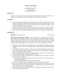 5 Samples of marketing resume objective Statements -  http://resumesdesign.com/