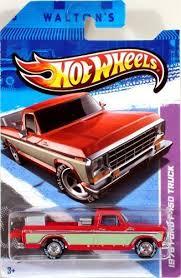 Amazon.com: Hot Wheels Walmart Exclusive Sam Walton's 1979 Ford F ...