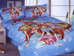 blue bedroom sets for girls. Newest Winx Club Twin/Full Bedding Sets 3pcs Flat Sheet Kids Duvet Cover Bed Girls Printed Pillowcases Free Shipping-in Pillow Case From Home \u0026 Garden Blue Bedroom For