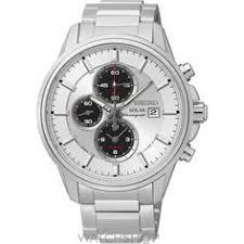 seiko men s alarm chronograph watch watches and ps mens seiko sports alarm chronograph solar powered watch ssc251p1