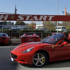 To connect with ferrari owners club san diego region, join facebook today. Ferrari Hometown Overwhelmed By Roar Of Test Driving Fans Fox Sports