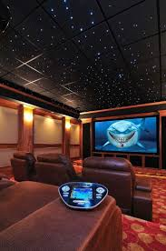 Basement Home Theater Lighting 10 Clever Use Of Basement Home Theater Ideas Awesome