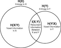 Venn Diagram Information An Illustration Of Information Theory Applied To Two Variables This