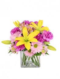spring forward arrangement