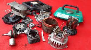 small generator motor. How To Repair Portable Generator Part 1 Of 3 Small Motor E