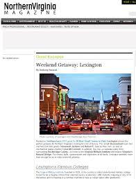 Web Design Lexington Va Nort Va Mag Screen Shot Kendal At Lexington