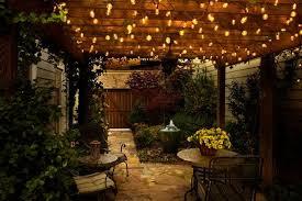 Delighful Patio Lights String Ideas Lighting Roselawnlutheran Light S Throughout Design