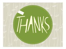 13 Free Personalizable Thank You Cards