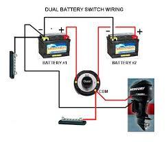 perko wiring teamtalk narva dual battery switch wiring diagram at Dual Battery Switch Wiring Diagram