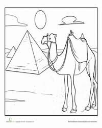 Small Picture Camel coloring pages Camel ideas Pinterest Camels