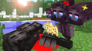 Wither Life II - Minecraft Animation ...