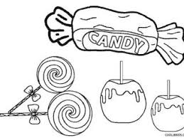 Small Picture Candy colouring pages printable candy coloring pages for kids
