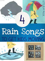 rainy day nursery rhymes songs for a