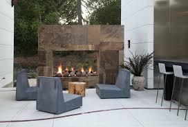 concrete outdoor fireplace isl concrete outdoor fireplace nz