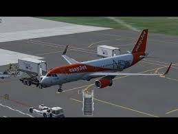 Vatsim Easyjet A320 251 Neo Egpd Aberdeen Airport Engm Oslo