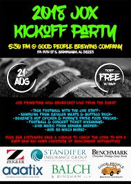 jox kickoff party wjox fm