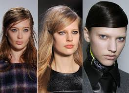 haircut trends fall 2015. fall/ winter 2014-2015 hairstyle trends: side-swept hair haircut trends fall 2015