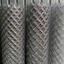 Gi Chain Link Fencing at Rs 66 kilogram Gi Chain Link Mesh ID