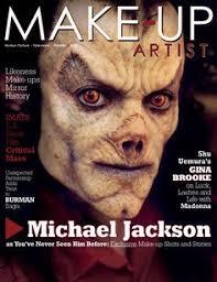 make up artist magazine issue no 79 michael jackson makeup makeup artist