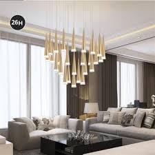 dutti d0032 led chandelier modern minimalist nordic front desk chandelier living room dining room bar cafe