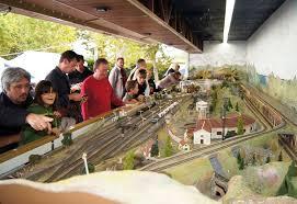 la feerie du rail à Rocamadour