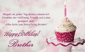 Geburtstagswünsche Und Geburtstagssprüche Für Bruder