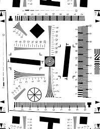 Printer Test Pattern Amazing Design