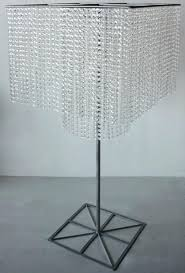 amazing table top chandelier and 91 tabletop chandelier display stand 30 1 2 in
