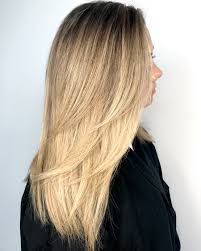 Texture Blonde Lived In Haircolor 2018