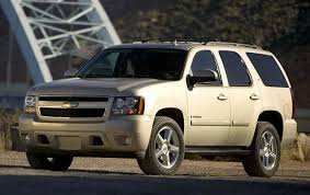 2007 Chevrolet Tahoe - Information and photos - ZombieDrive
